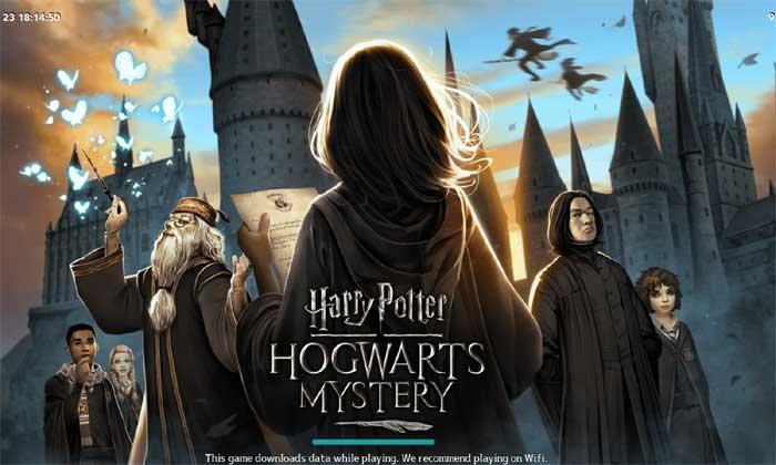 พรีวิว Harry Potter Hogwarts Mystery ในเกมให้ทำอะไรบ้าง แกว่งไม้กายสิทธิ์ไปพร้อมกันเลย