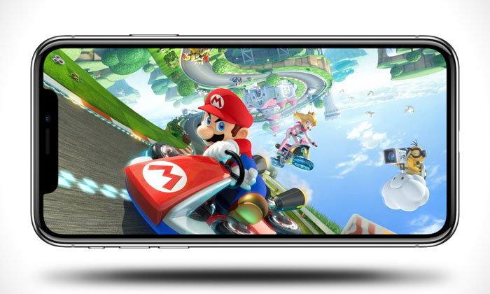 เกม Mario Kart Tour บนสมาร์ทโฟน จะเปิดให้เล่นภายในปีบัญชีนี้