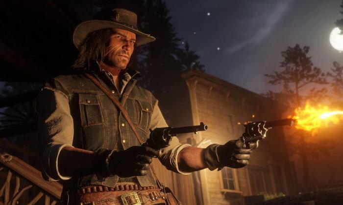 เผยภาพตัวละครใหม่ จากเกม Red Dead Redemption 2