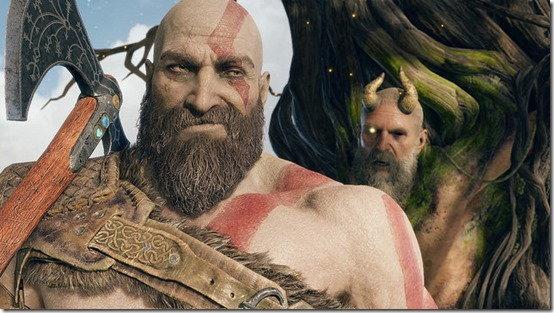 เกม God Of War PS4 อัพเกรดเพิ่มโหมด Photo