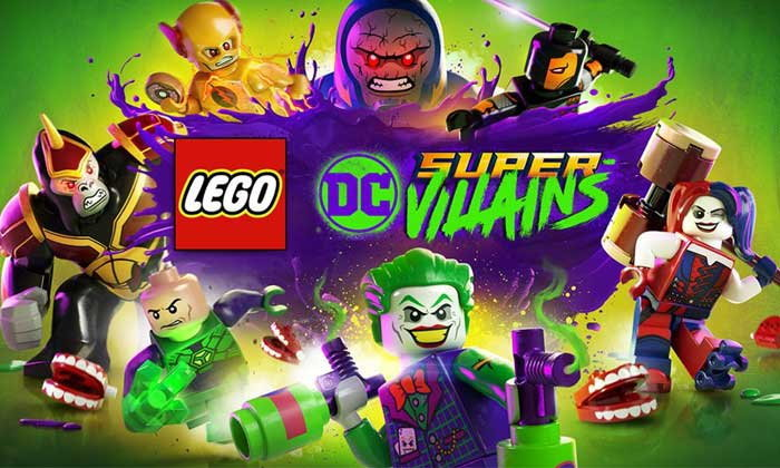 เปิดตัวเกม LEGO DC Super-Villains เมื่อตัวร้ายมาเป็นตัวเอก
