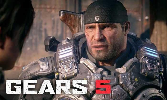 ไมโครซอฟท์เปิดตัวเกม Gears 5 ภาคใหม่ของซีรีส์ Gear Of War