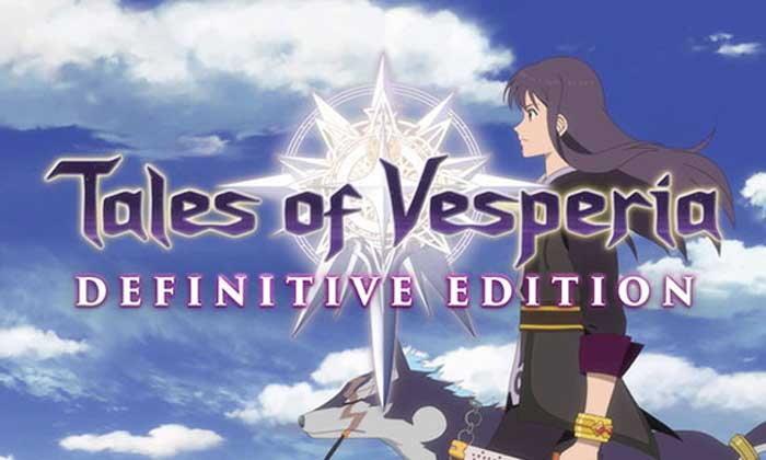 เปิดตัวเกม Tales of Vesperia Definitive Edition บน PS4, Xbox One, Switch และ PC