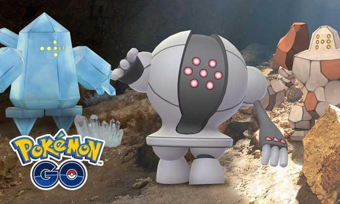 Pokemon Go ปล่อยโปเกม่อนระดับตำนาน  Regice มาให้จับแล้ววันนี้