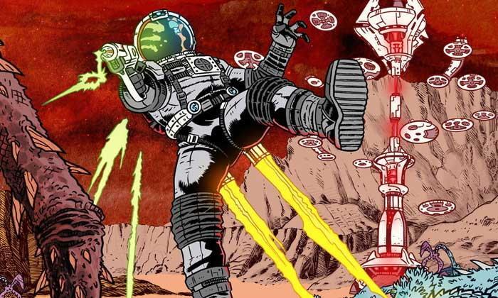 เตรียมลุยดาวอังคารกับ Lost on Mars ภาคเสริมตัวใหม่ของ Far Cry 5