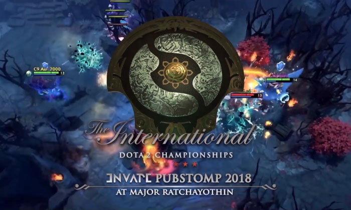 เผย INVATE Pubstomp 2018 at Major Ratchayothin งานสุดมันส์สำหรับชาว DOTA 2