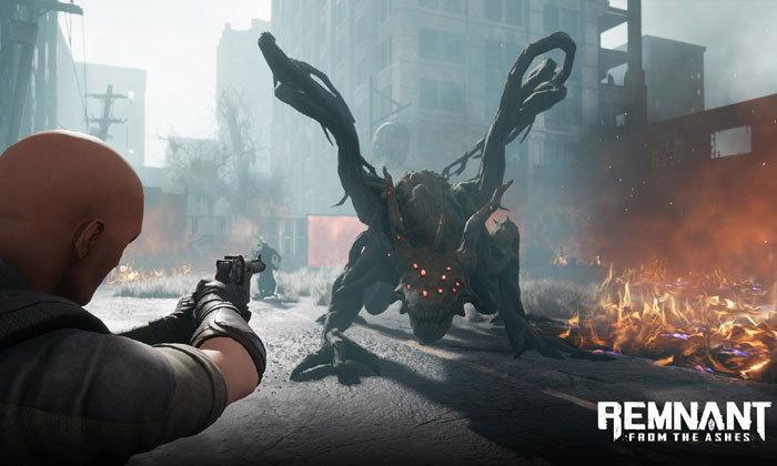 ทีมพัฒนา Darksiders 3 เปิดตัวเกมใหม่ Remnant From the Ashes
