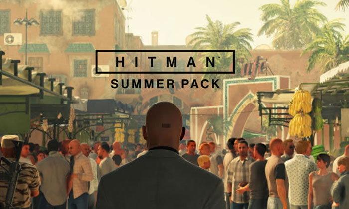 รีบโหลดด่วน Hitman เปิดให้ดาวน์โหลด Episode 3 Marrakesh ฟรีทุกเเฟลตฟอร์ม