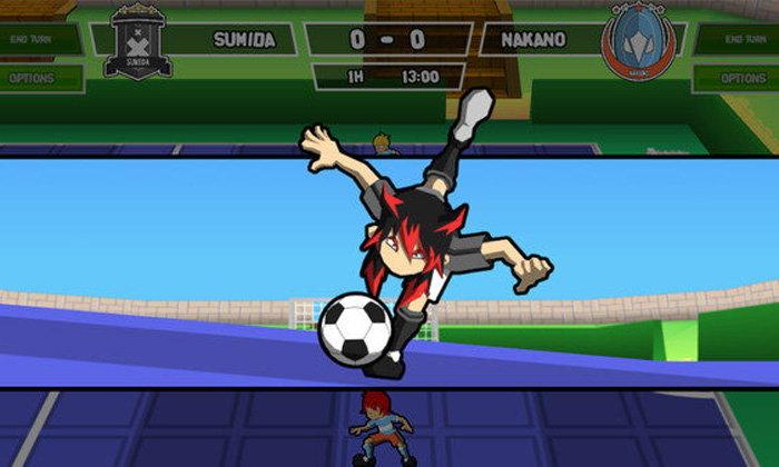 Ganbare Super Strikers การผสมผสานระหว่าง Tactical RPG กับฟุตบอล