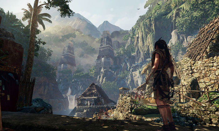 ชมวิวทิวทัศน์อันสวยงามในตัวอย่างใหม่ของ Shadow of the Tomb Raider
