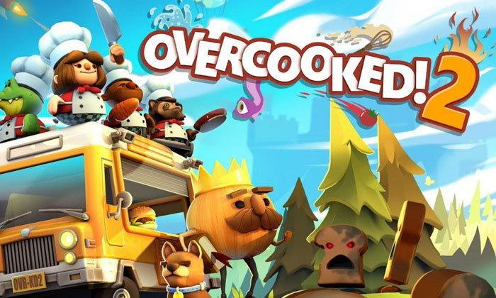 เกมทำอาหารสุดป่วน Overcooked 2 เตรียมวางจำหน่าย 7 สิงหาคมนี้