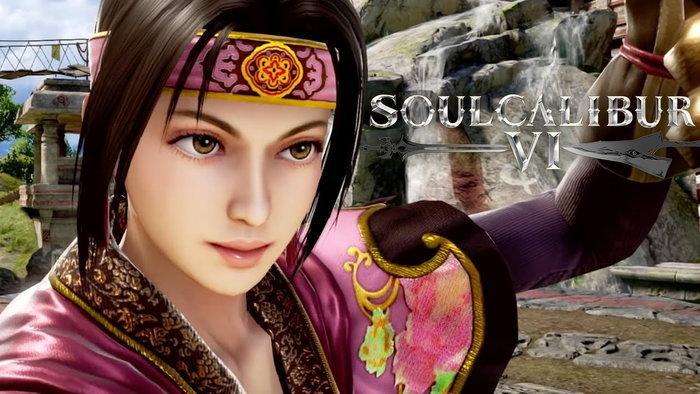 Astaroth และ Seong Mi-na โผล่ร่วมแจมในศึก SoulCalibur VI