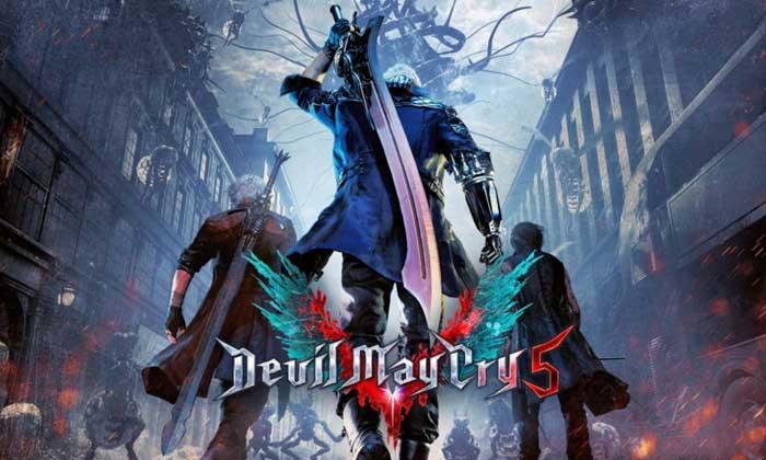 รายละเอียดใหม่ของ Devil May Cry 5 เผยจากทีมพัฒนา เเละเนื้อเรื่องจะเน้นที่ Nero เป็นหลัก