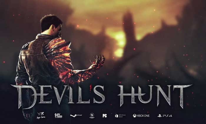 ชมตัวอย่างแรกของเกมนักล่าปีศาจ Devils Hunt