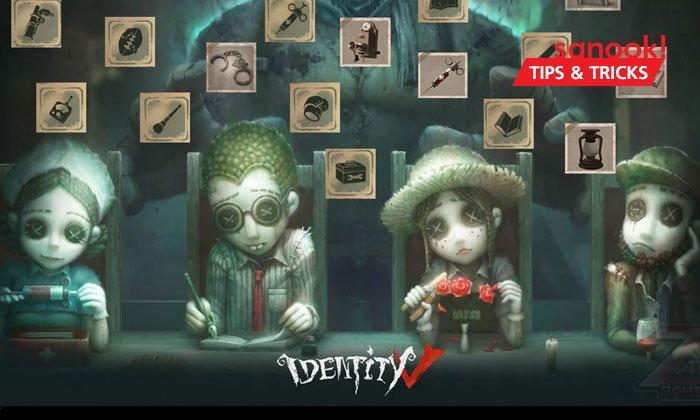 Identity V เจาะลึกระบบสกิล Persona ของฝ่ายผู้รอดชีวิต Survivor