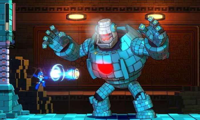Capcom เตรียมปล่อยเดโม Rockman 11 ให้กับ Xbox One ช่วงเดือนกันยายน