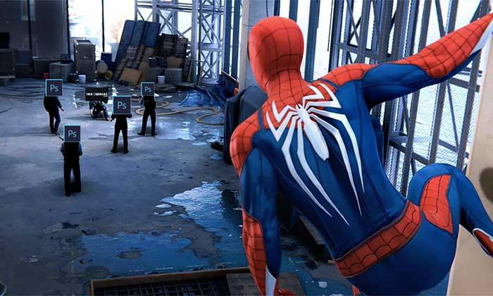 ว่าด้วยเรื่อง Spider-Man ที่โดน Downgrade จริงๆแล้วมันโดน Photoshop