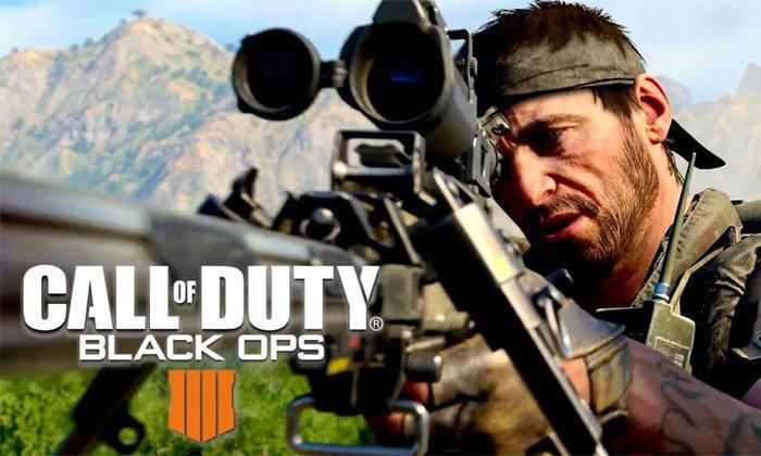 Trailer แรก โหมด Blackout ใน Call of Duty Black Ops 4 และข้อมูล Perks