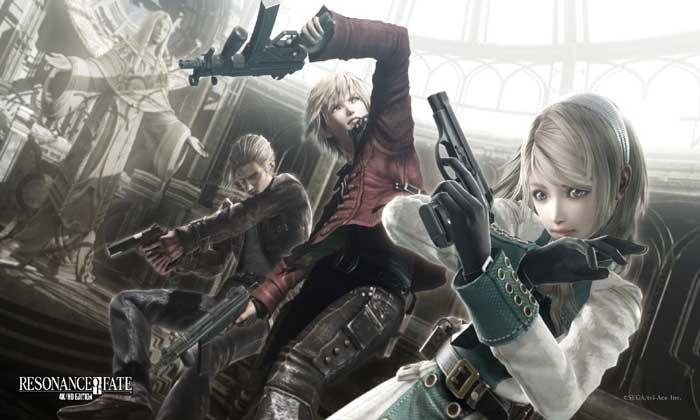 Resonance of Fate 4KHD Edition เตรียมวางจำหน่าย 18 ตุลาคมนี้