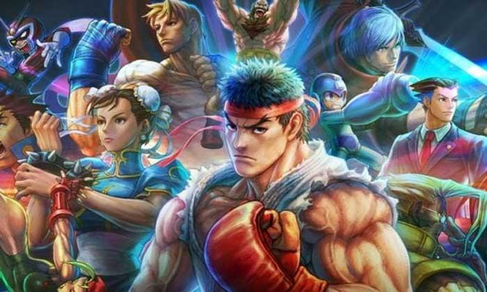 Capcom Super League Online เกมยำรวมมิตรตัวละครจาก Capcom ในมือถือ