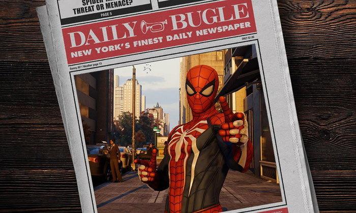 Spider-Man กลายเป็นเกมที่ทำยอดขายเร็วสุดของ Playstation 4