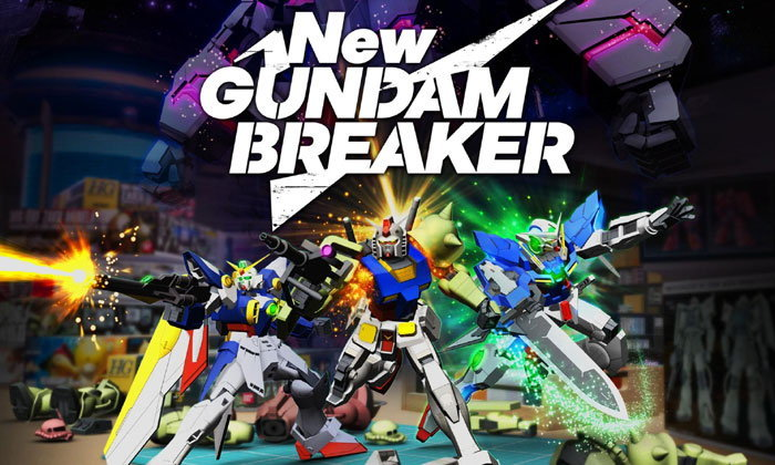 เกมสงครามหุ่นเหล็ก New Gundam Breaker เตรียมลง Steam 24 กันยายนนี้