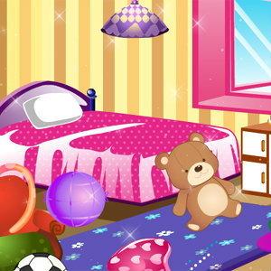 เกมส์แต่งห้องนอนเด็ก