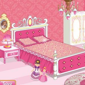 เกมส์แต่งห้องนอนแบบเจ้าหญิง