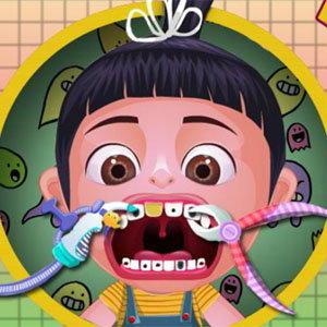 เกมส์ทำฟันสาวน้อยตัวแสบ
