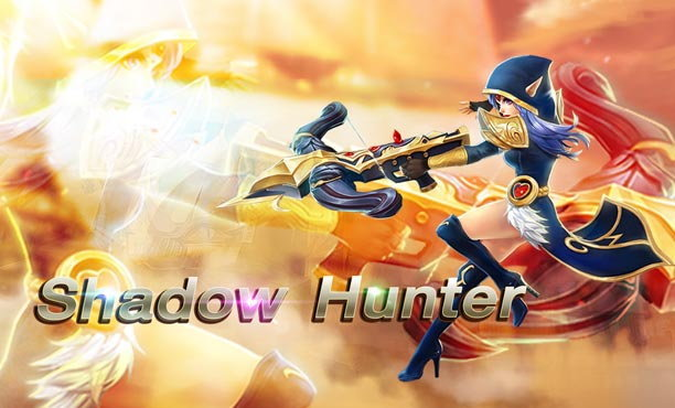 Ultimate Legends แนะนำฮีโร่ Shadow Hunter นักล่าในเงามืด