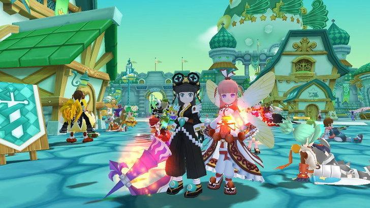 Divina Online เกมออนไลน์สุดโมเอะล่าสุดจาก Funbox