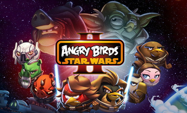 Angry Birds Star Wars II สงครามนกอวกาศภาคย้อนรอย!