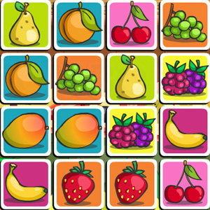 เกมส์จับคู่ภาพผลไม้
