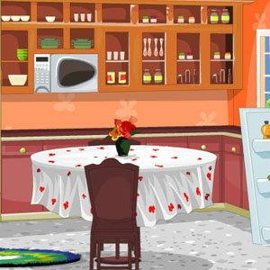 เกมส์แต่งห้องครัว