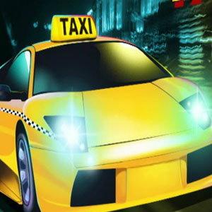 เกมส์ขับรถ Cool Crazy Taxi
