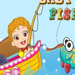 เกมส์เด็กจอมซนตกปลา