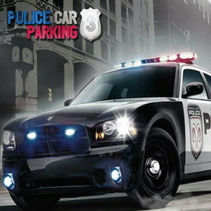 เกมส์หัดจอดรถตำรวจ แสนสนุก
