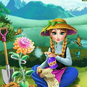 เกมส์เจ้าหญิงปลูกดอกไม้