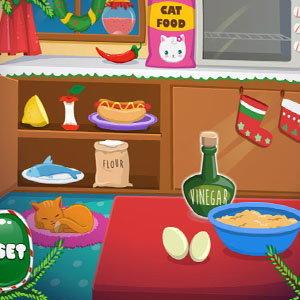 เกมส์ทำอาหารวันคริสมาสต์