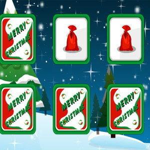 เกมส์จับคู่ของขวัญวันคริสมาสต์