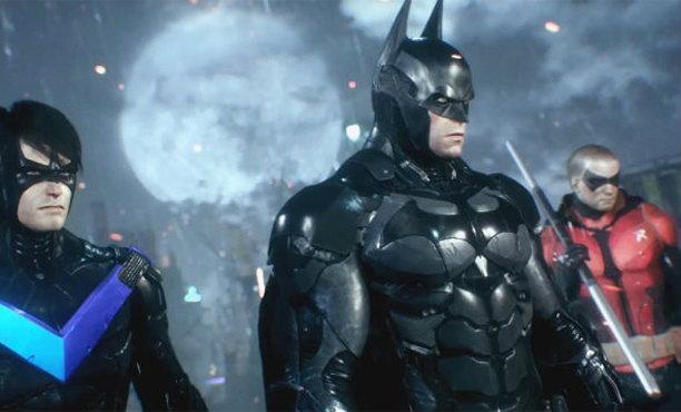 Batman Arkham Knight ภาคนี้เขาไม่ได้มาคนเดียว