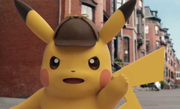 Great Detective Pikachu เมื่อพิกาจูเป็นนักสืบ! คนร้ายก็คือนายนั่นแหละ