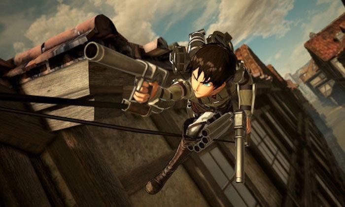 Koei Tecmo เปิดตัวเนื้อเรื่องเสริม Attack on Titan 2 Final Battle