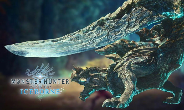 Monster Hunter World Iceborne ปล่อยตัวอย่างใหม่เผยความดุร้ายของ Acidic Glavenus