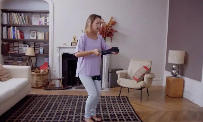 นินเทนโดเตรียมเพิ่มอุปกรณ์ใหม่ให้ Switch อาจเกี่ยวกับการออกกำลังกาย