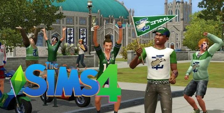 The Sims 4 ภาคมหาลัยกำลังมา!?