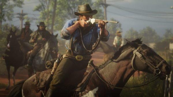Rockstar Games ประกาศ Red Dead Redemption 2 จะวางจำหน่ายให้กับ PC