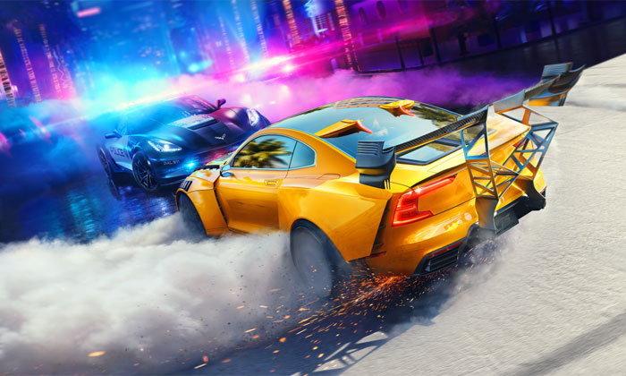 Need for Speed: Heat ปล่อยวีดีโอตัวอย่าง ระบบกลางวัน/กลางคืน