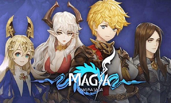 รีวิว Magia Charma Saga เกม 2D Side Scrolling สไตล์อนิเมะสุดคลาสสิค