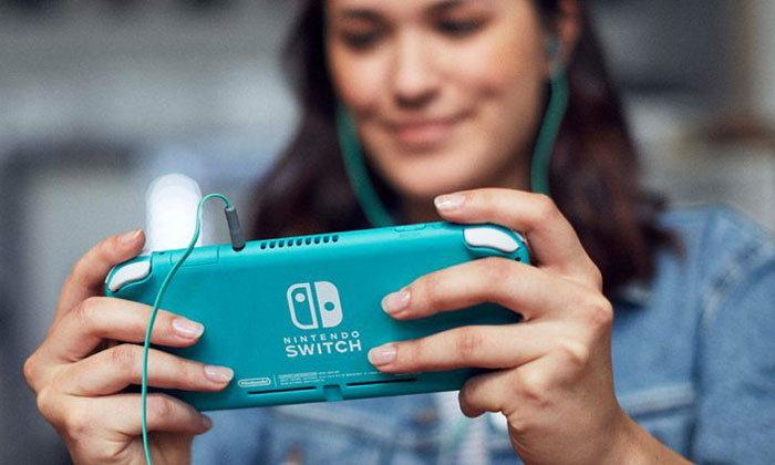 Nintendo เผย กลุ่มลูกค้าผู้หญิง ชื่นชอบ Nintendo Switch Lite มากกว่า Nintendo Switch
